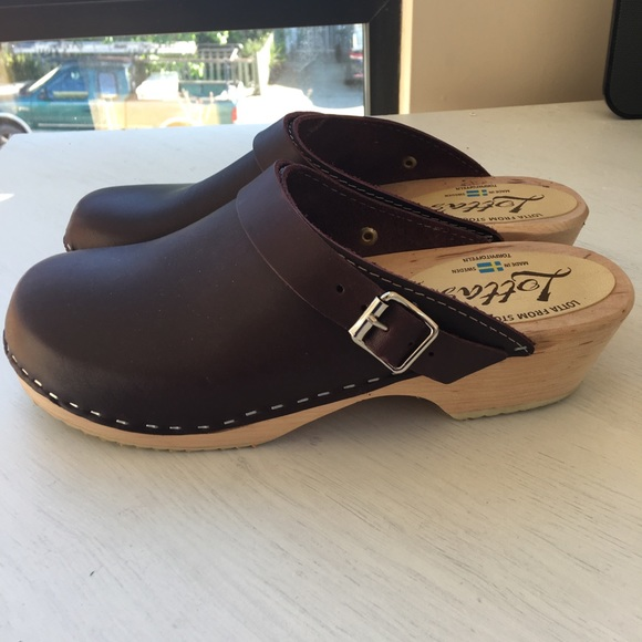 87b45ea60c79c lotta from stockholm Shoes - Lotta from Stockholm Swedish clogs EU 39  US  8.5